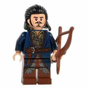 LEGO-Lord-of-The-Rings-Bard-the-Bowman-Minifigure-LOTR-Bow-79017-Five-Armies