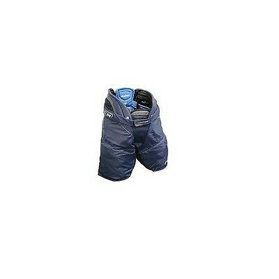 New CCM Vector 06 ice hockey pants boys junior medium jr med sale navy blue pant