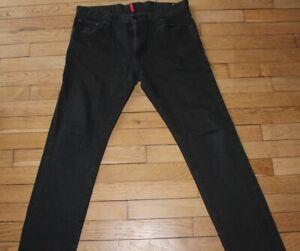 UNIQLO-Jeans-pour-Homme-W-32-L-34-Taille-Fr-42-Ref-J087