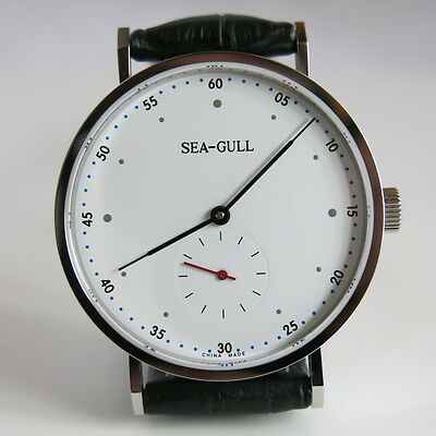 New Sea-Gull automatic wrist watch ST17 Bauhaus edition 2016