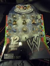 SQUINKIES SERIE 3 RARE CATCH WWE 1 SET DE 12 SQUINKIES