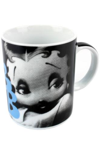 Betty Boop Coffee Mug 300ml Capacity Cartoon Character Drinks Cup