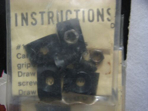 VINTAGE BEAR ARCHERY Compound Draw stops for Older Style 2 roues composé Bows