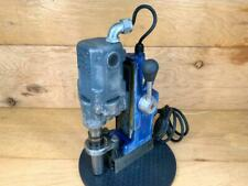 Hougen Hmd904 Magnetic Mag Drill Press 115v Heavy Duty Nice Used Condition