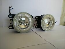 Fog Lamp with Integrated Ring Shape 9 LED DRL for Maruti Suzuki SX4