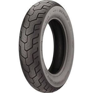 130 90 16 Dunlop D404 Rear Tire