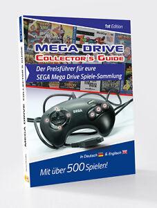 Mega-Drive-Collector-s-Guide-Der-SEGA-Preisguide-erstmals-neu-portofrei