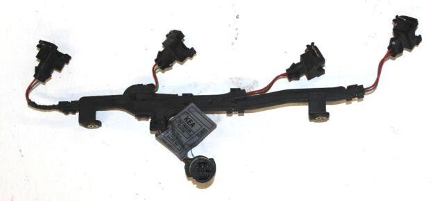 bmw oem fuel injector rail wiring harness v8 n62 engine e60 e63 e64 e53 e70  x5