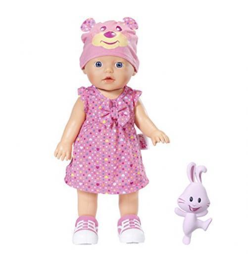 Zapf Creation 823484 My Little Baby Born Born Born Walks Spielzeug Puppe für Mädchen ab 3 ed88ee