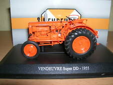 UH Vendeuvre Super DD orange Baujahr 1955 Traktor Trekker, 1:43