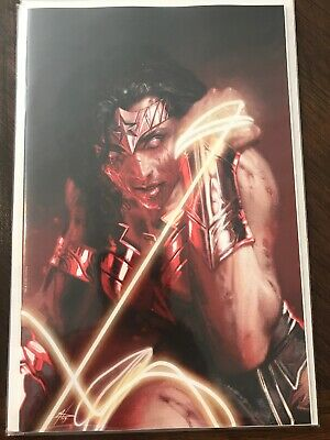 DCeased #3 CGC 9.8 Bulletproof Comics Virgin Edition Dell/'Otto Cover Variant