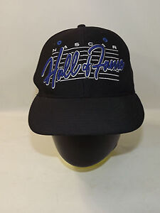 Nascar-Hall-Of-Fame-Charlotte-Race-Car-Driver-Racing-Hat-Cap-S-M