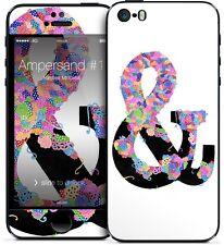 Gelaskin Gelaskins iPhone 5 5S Kirsten McCrea Ampersand 1