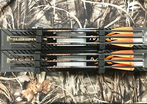 6-Mission-MXB-20-034-crossbow-bolts-with-aluminum-nock-made-by-Victory-for-Mathews