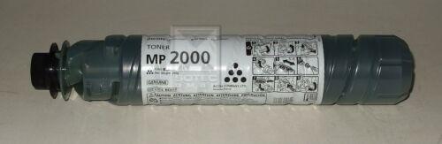 Ricoh NRG Toner MP 2000 842015 Aficio 2018D 2020 2020D MP2000
