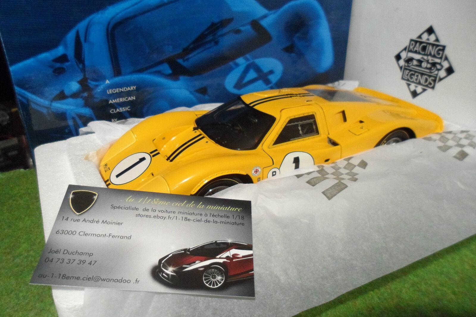 barato y de alta calidad FORD GT40 MK IV  1 Winner Winner Winner SEBRING 1967 au 1 18 EXOTO RLG 18051 voiture miniature  tienda en linea