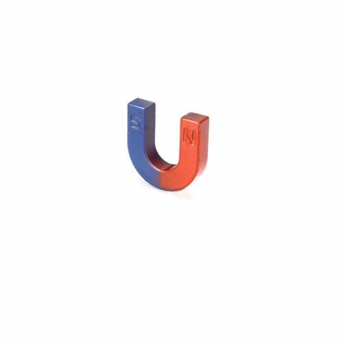 3 Größe U-geformte Hufeisen Magnet Kinder Spielzeug Schule Bildung Werkzeug