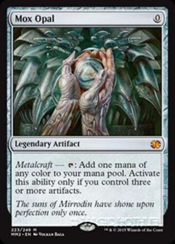MOX OPAL Modern Masters 2015 MTG Artifact Mythic Rare