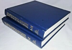 American-Home-Medical-Encyclopedia-A-Z-Research-Explain-Body-Health-HB-2-Vol