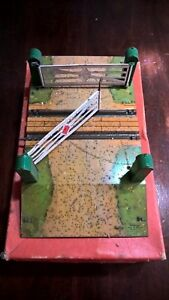 Analytique Hornby Gauge O No. 1 Level Crossing (boxed)