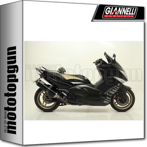 GIANNELLI-ESCAPE-COMPLETO-RACE-IPERSPORT-NEGRO-YAMAHA-T-MAX-TMAX-500-2008-08