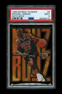 1998-Skybox-Thunder-Noyz-Boyz-8-Michael-Jordan-PSA-9-MINT