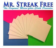 250 STREAKFREE MICROFIBER CLEANING CLOTHS