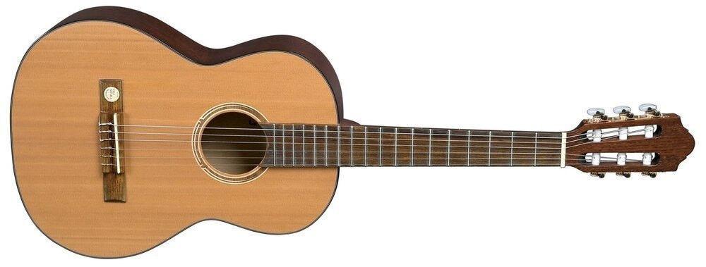 Kindergitarre  pro natura  Cailea  - 3 4 - Zeder Eiche