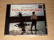 CD Album - The Best of Nik Kershaw : The Riddle + Wouldn't it Be Good ...