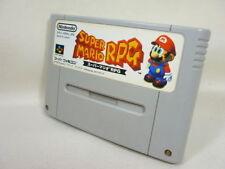 Super Famicom SUPER MARIO RPG Nintendo Video Game Cartridge Only sfc