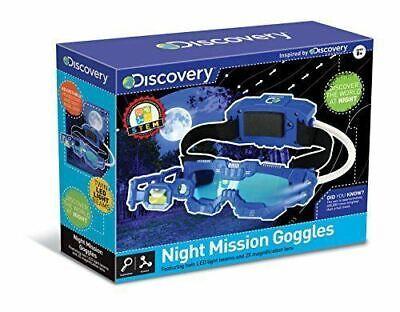 Discovery Missione Notturna Occhiali-mostra Il Titolo Originale Rafforza Tendini E Ossa