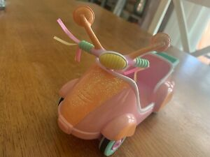 My Little Pony Scootin' Along Scooter 2004 Pink Toy Scooter Hasbro MLP