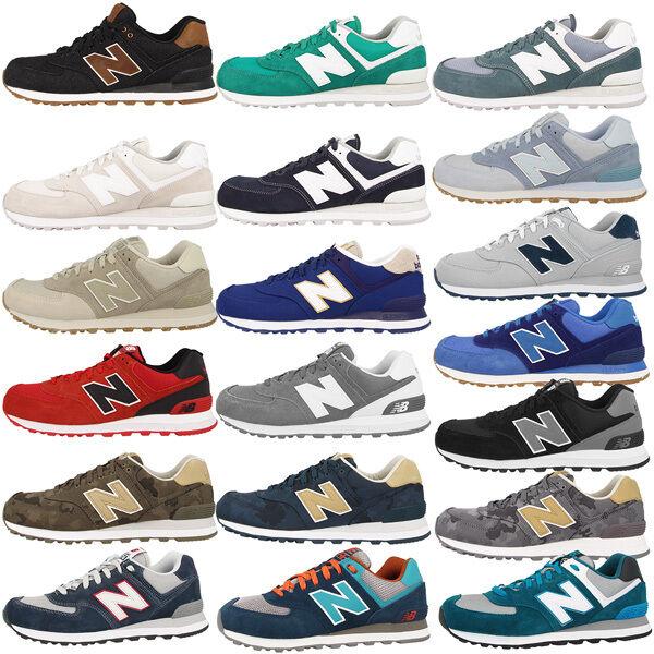 New Balance Freizeit ML 574 Schuhe ML574 Freizeit Balance Sneaker MRL WR MD 373 410 420 1500 996 e8cc8a