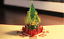 3D-Pop-Up-Paper-Card-Christmas-Tree-Xmas-Greeting-Holiday-Lovely-Birthday-Gift thumbnail 9