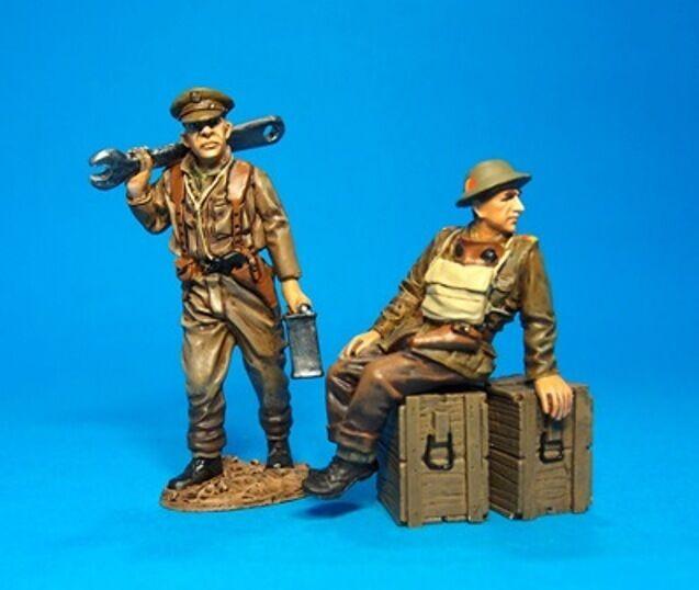 John Jenkins WW1 Der große Krieg gwb-01b BRITISCHER PANZER TECHNIK MB
