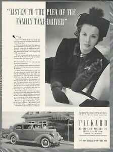 1936-PACKARD-advertisement-Canadian-ad-Packard-Six-a-woman-s-car
