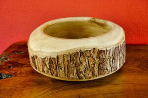 25 Cm Mango Holz Schale Wohnaccessoires Dekoration Dekoschale