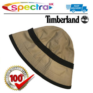 2692ebad2a2 Image is loading Timberland-Unisex-Earthkeepers-Organic-Cotton-Bucket-Hat -SP12-