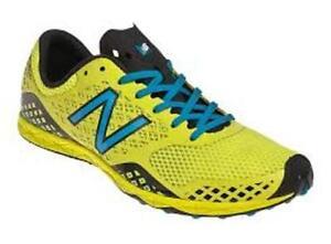 NEW-BALANCE-900-Track-Spikes-MXCS900Y-Yellow-with-Black-amp-Blue