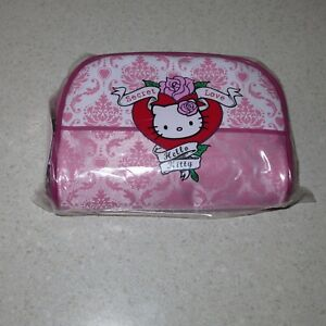 SANRIO-HELLO-KITTY-SECRET-LOVE-SMALL-PURSE-PINK-NEW-WITH-TAG