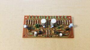 Pioneer SX-525 receiver head amp unit AWF-003
