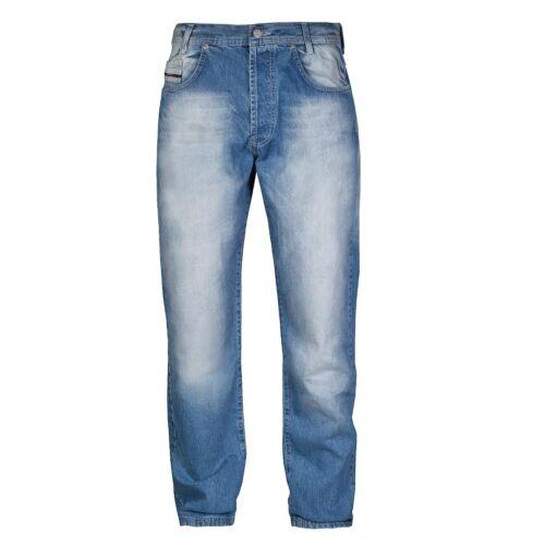 lightblau Männer Jeans Karottenjeans W30 W32 W34 W36 W38 Amstaff Gecco Jeans