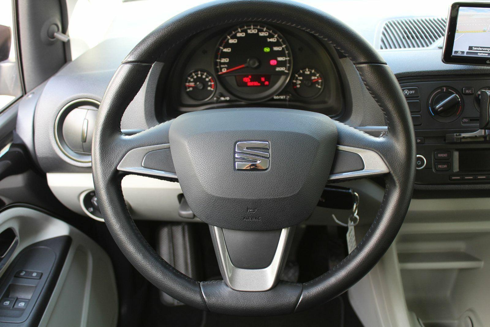 Seat Mii 1,0 60 Style aut. eco - billede 7