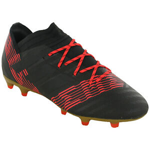 Adidas-nemeziz-17-2-FG-Homme-Chaussures-De-Football-Moule-Clous-Football-Crampons-CP8970