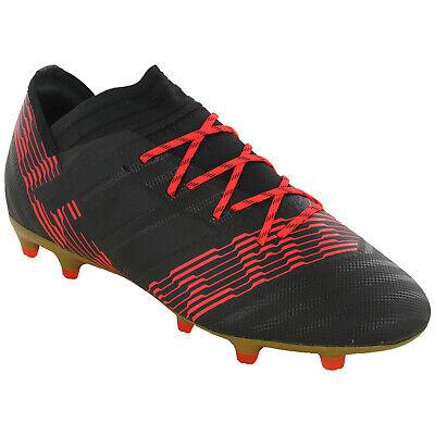 Détails sur Adidas X 18.2 FG Firm Ground Chaussures De Football Homme Football Chaussures Crampons afficher le titre d'origine