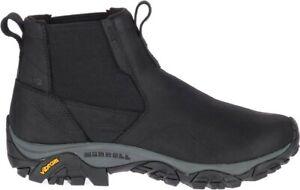Merrell-Men-Moab-Adventure-Chelsea-Plr-Wp-Hiking-Shoes-Noir-Black-Size-US-9