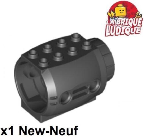 Lego 1x Moteur avion plane reacteur Engine turbine hélice noir//black 43121 NEUF