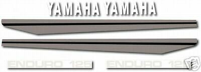 YAMAHA 1979 DT250 FUEL GAS TANK DECAL GRAPHIC KIT