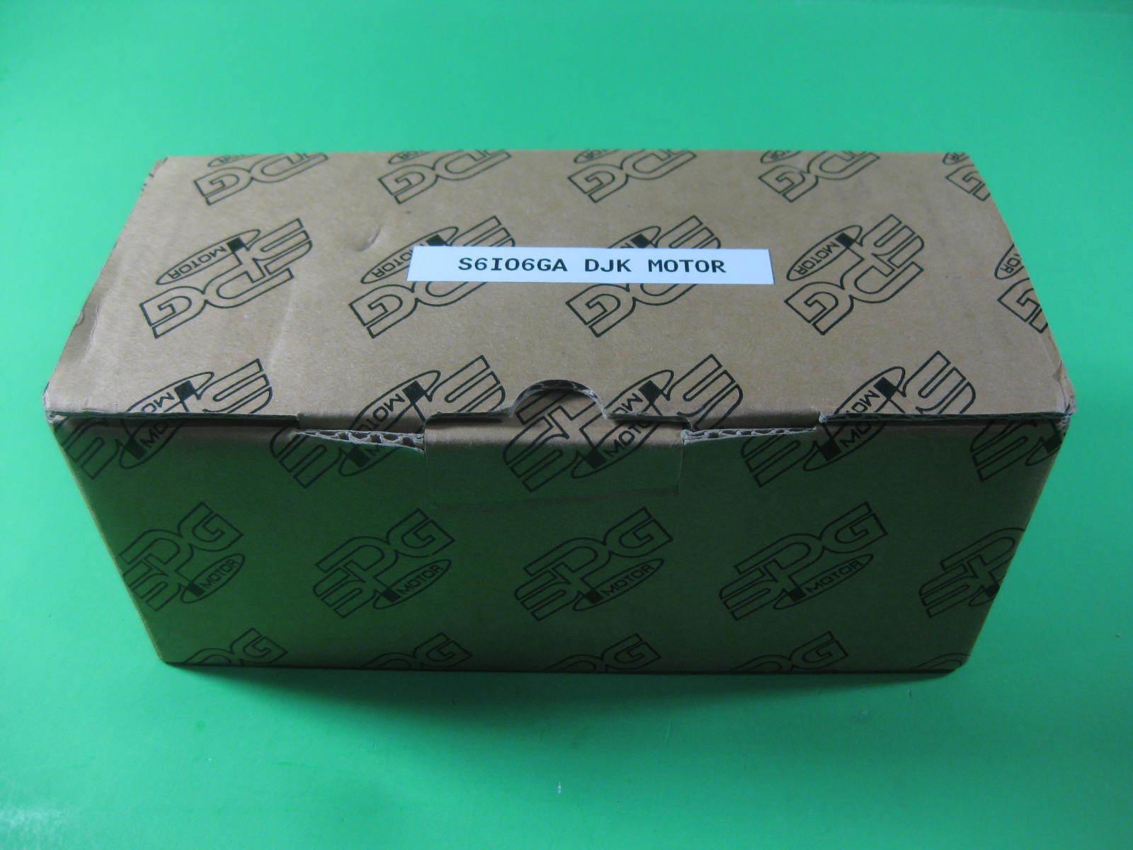 SPG Induction Motor S6I06GA Used