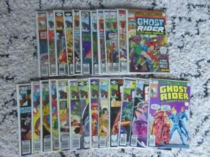 Mixed Lot of 25 Comics Comic Book Books Various Publishers Marvel DC Independent